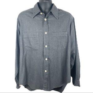 Giorgio Armani button down shirt